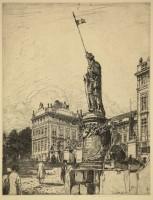 Vondrous, Entrance to castle, image