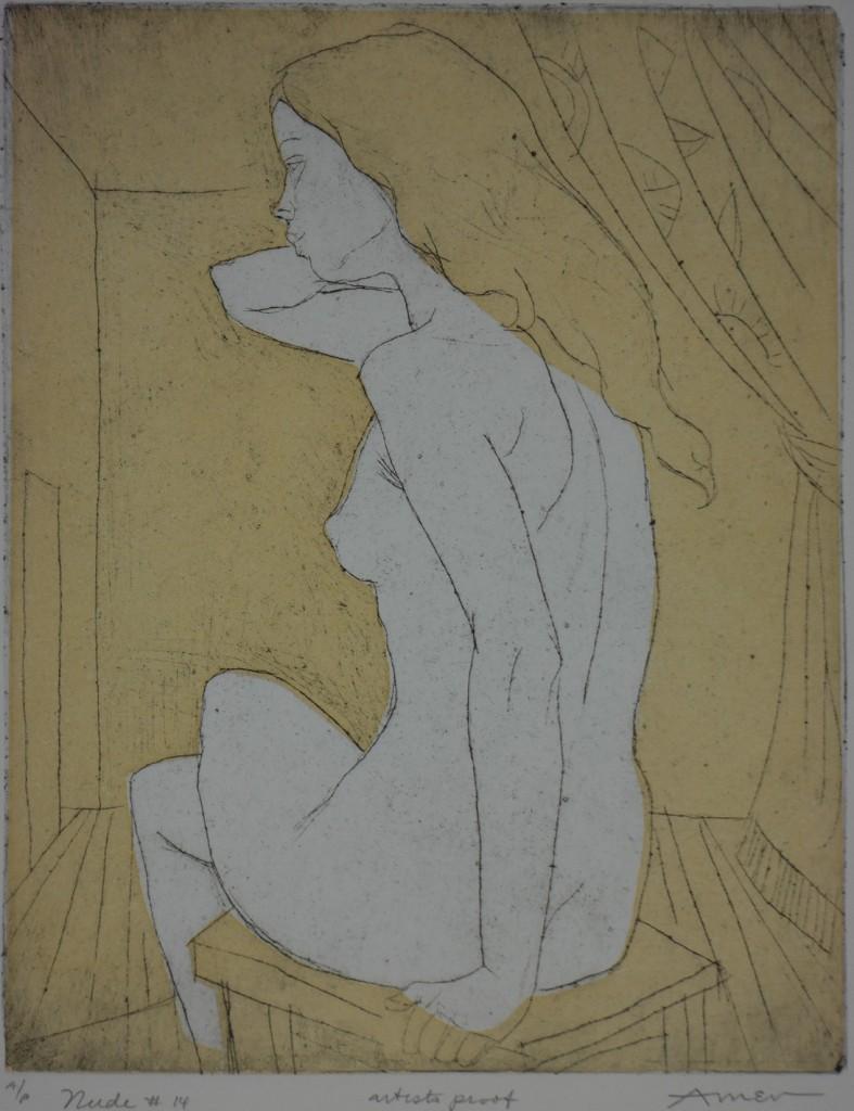 Amen, Nude #14, image