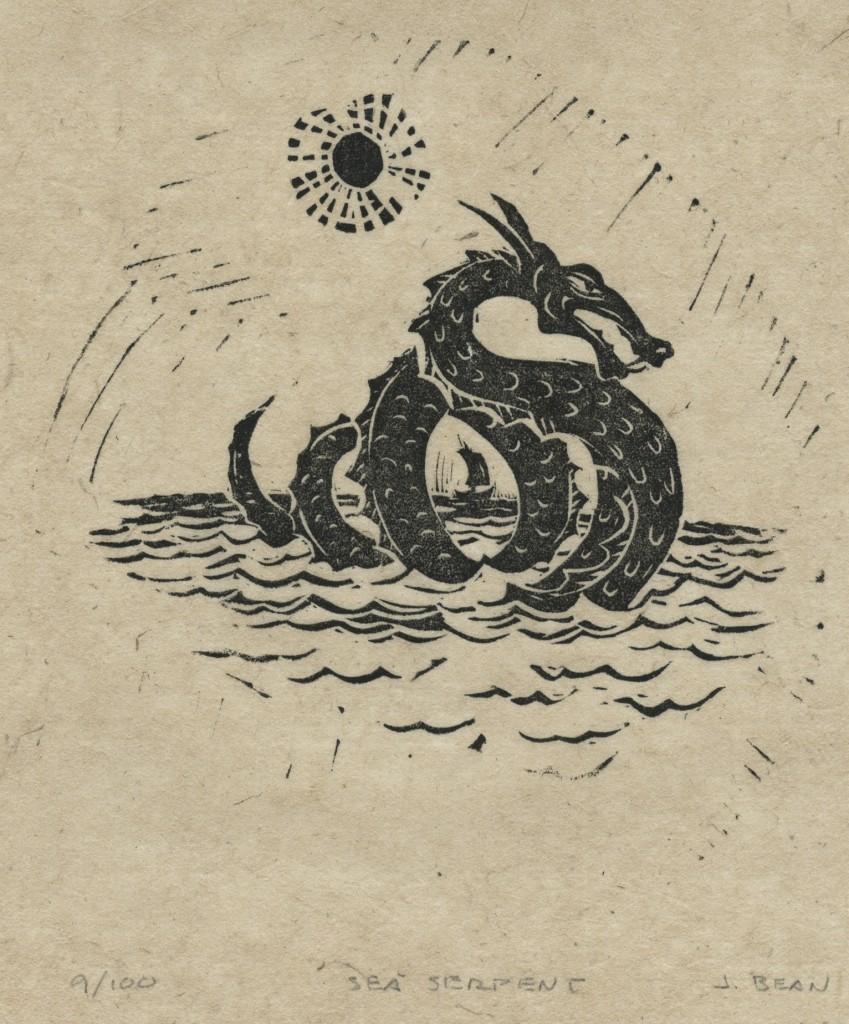 Bean - Sea Serpent - image_