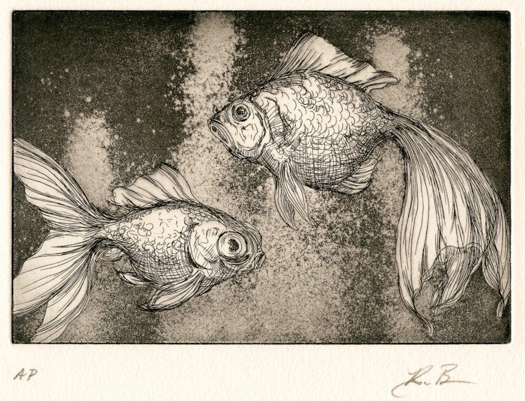 Bongers, Ryan - Goldfish - 244-2