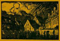 Brangwyn - Alms-houses - 239