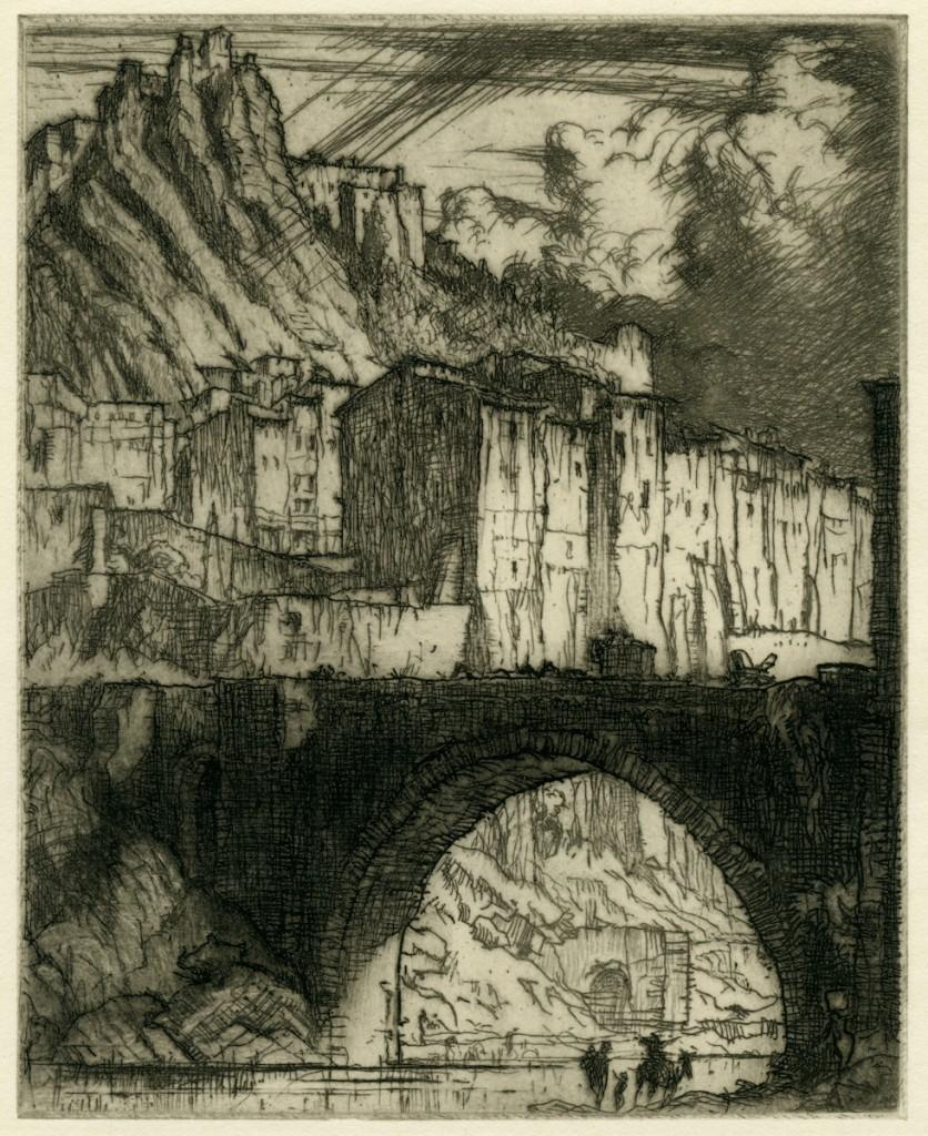 Brangwyn - Sisteron 002