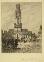 Colman - The Belfry of Bruges - image
