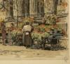 Figura - Flower Vendors, Paris - detail_