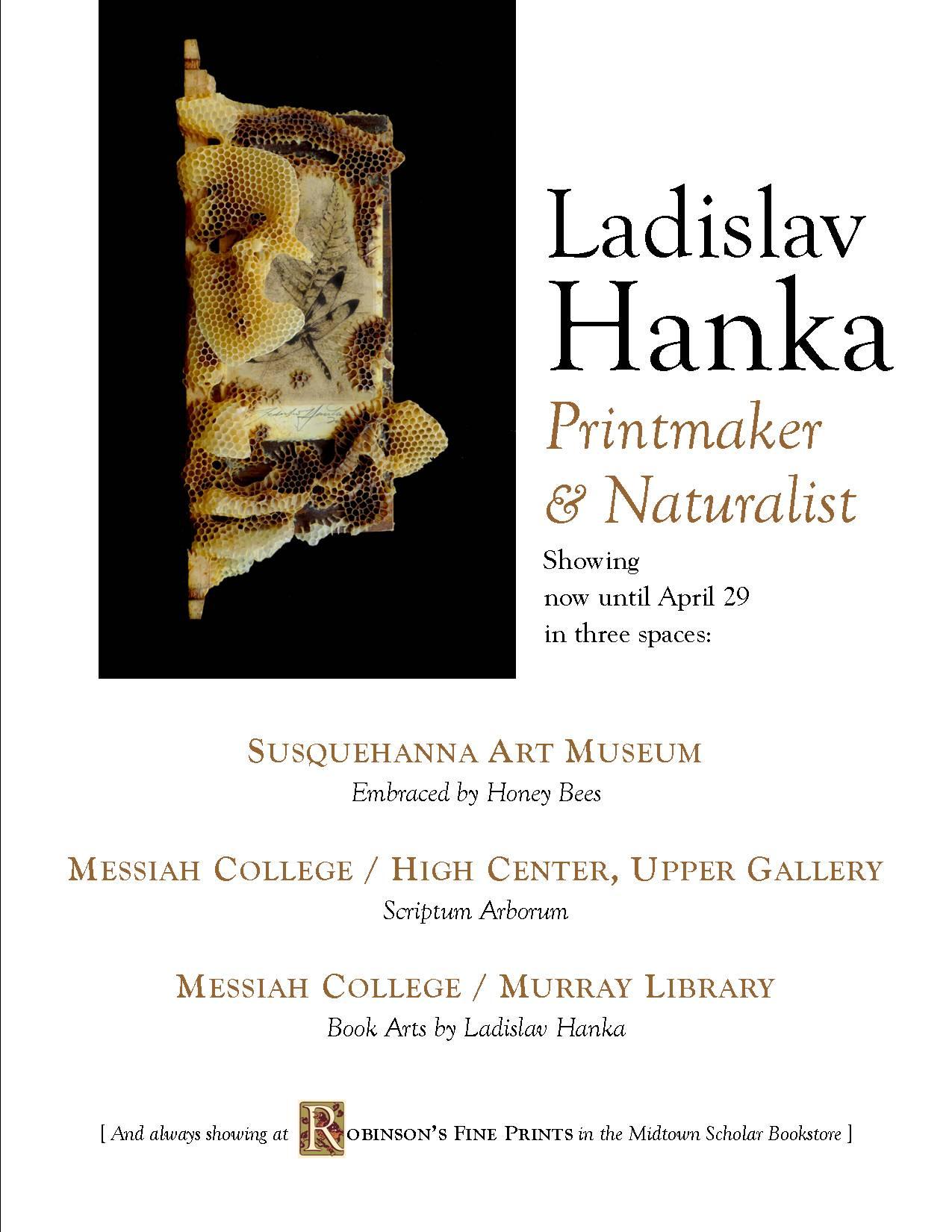 Hanka triple-show, 2018 small poster