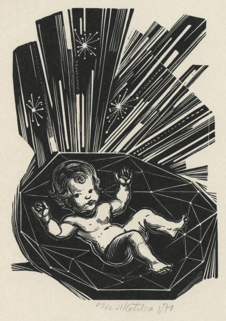 Kotrba baby & stars, fg - wd eng - image