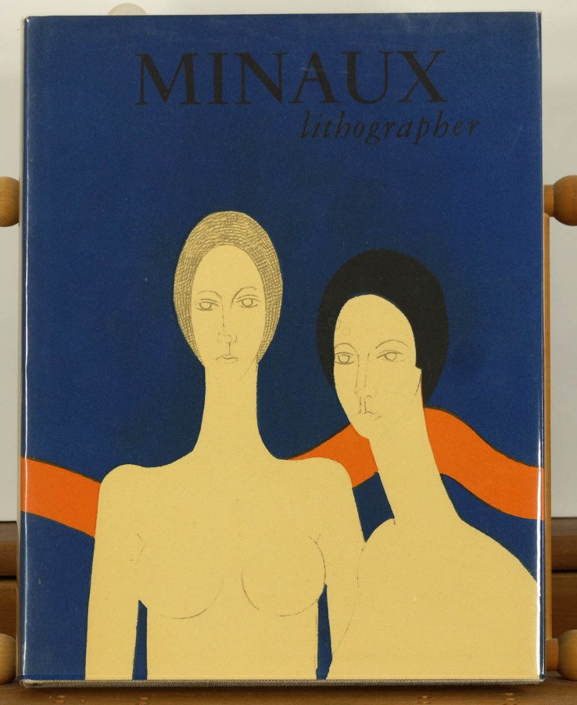 Minaux Lithographer - book - cover_