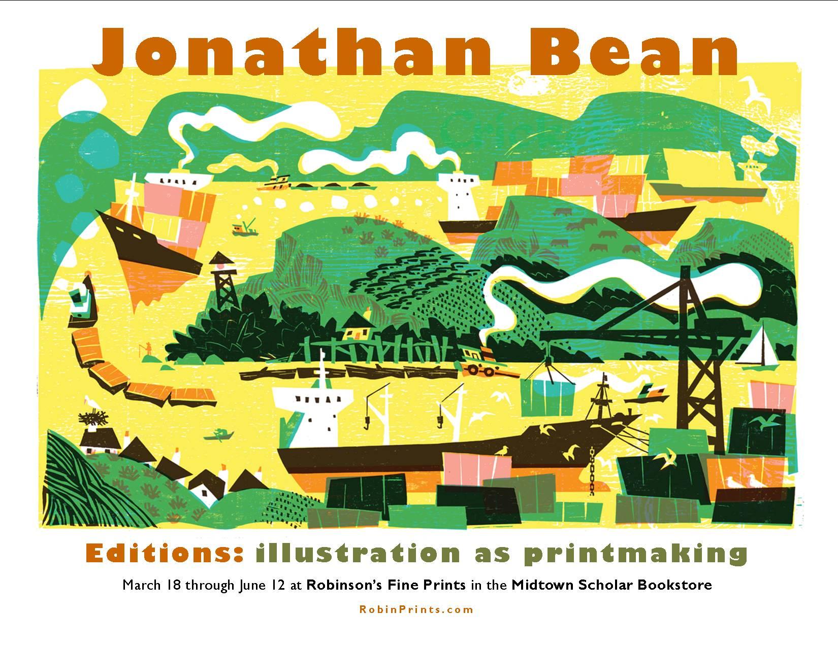 Bean, Poster