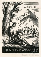 simon-pavel-wood-engraving-quixote-reading-under-tree-139-2