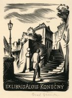simon-pavel-wood-engraving-reading-man-stairway-138-2