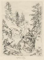 Vodrazka - woodscape - etch - image_