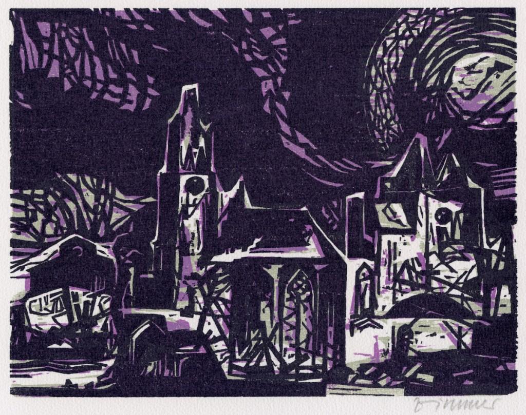 Zimmer, Erich - Vergessene Kathedralen_-2