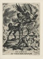 kotrba  - centaur, muur