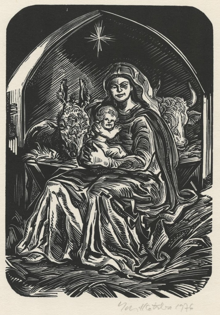 kotrba - nativity, fg - image