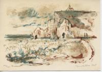 kotrba - sea, cliffs