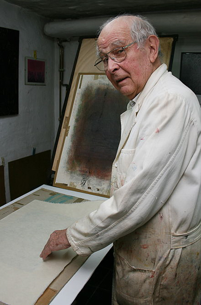 Alfred Pohl in 2009 (Image from Wikiwand)